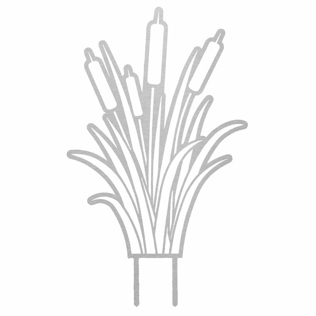 Kolbenschild-Edelstahl Stahldesign Klostermann
